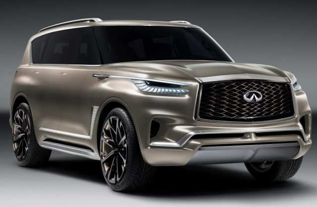 64 New 2019 Infiniti QX80 Review And Release Date