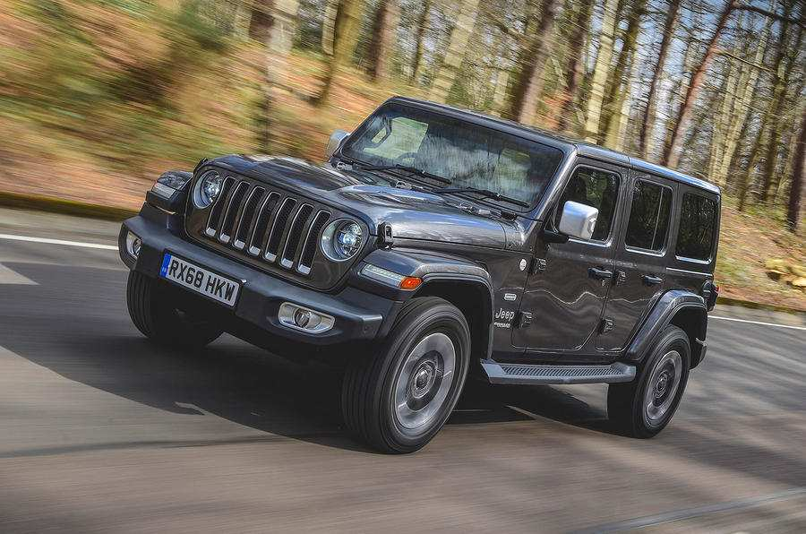 64 New 2019 Jeep Wrangler Diesel Price Design And Review