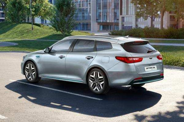 64 New 2019 Kia Optima Specs Exterior