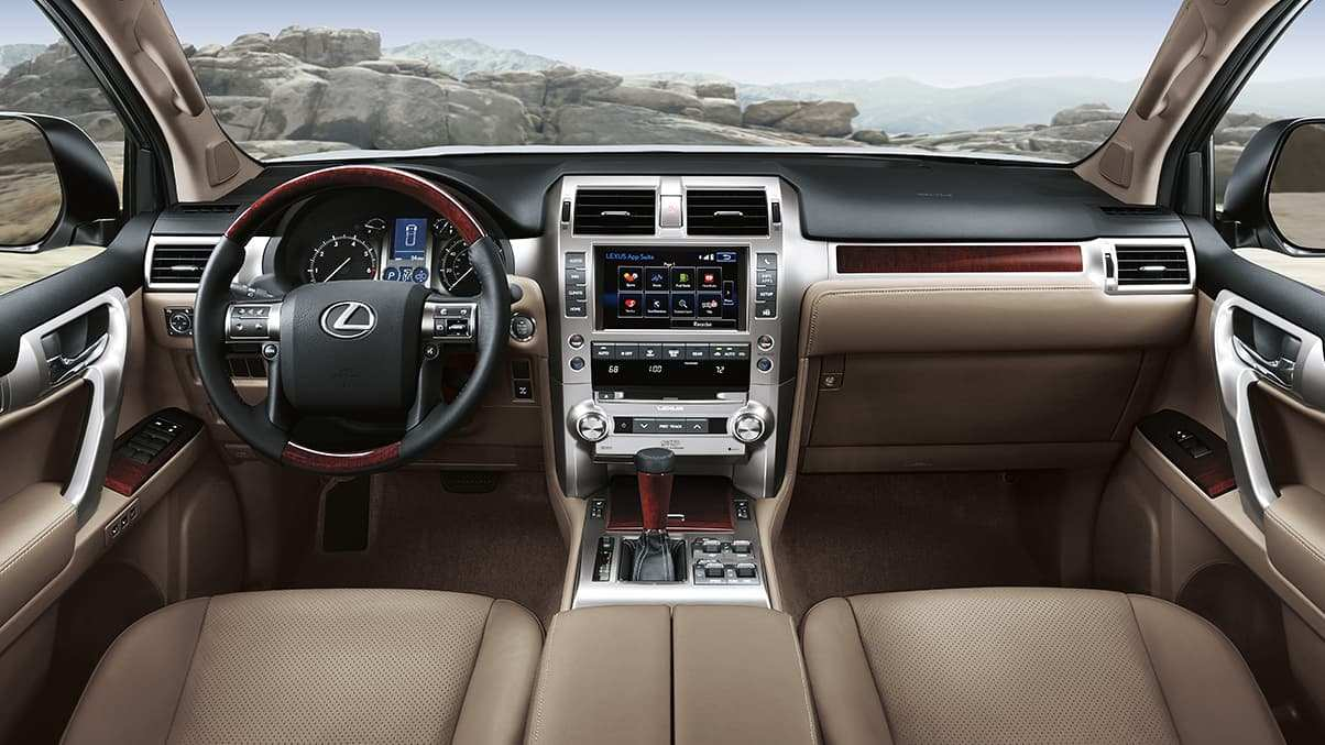 64 New 2019 Lexus Gx Redesign And Review