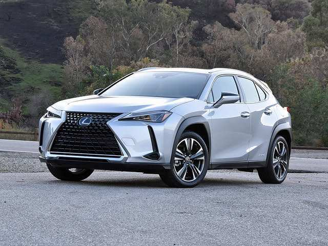 64 New 2019 Lexus Ux Hybrid New Model And Performance