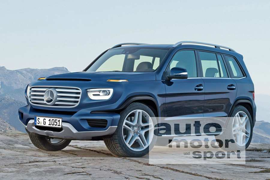 64 New 2019 Mercedes Gl Class Picture