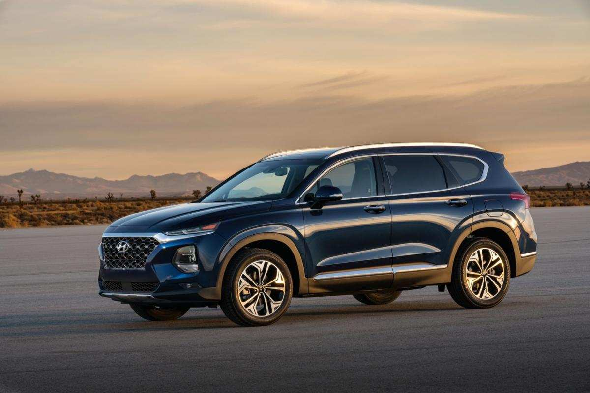 64 New 2019 Santa Fe Sports Specs And Review