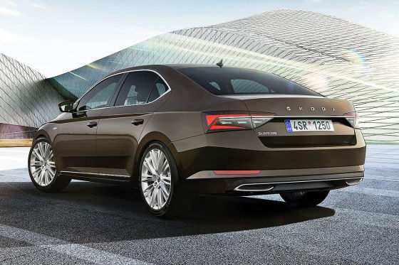 64 New 2019 Skoda Superb Price And Release Date