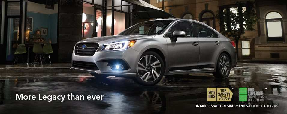 64 New 2019 Subaru Legacy Exterior And Interior