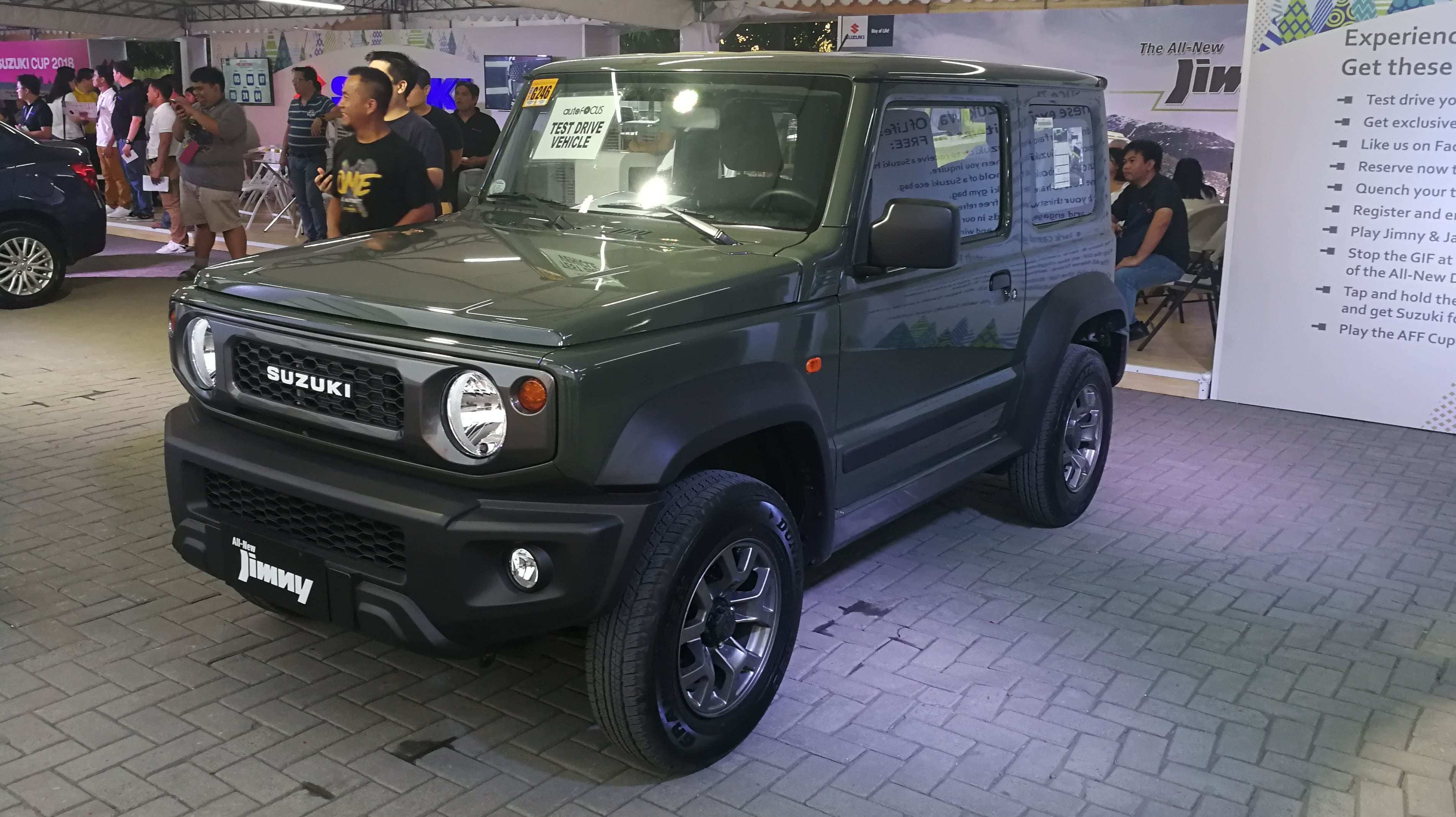 64 New 2019 Suzuki Jimny Model Photos