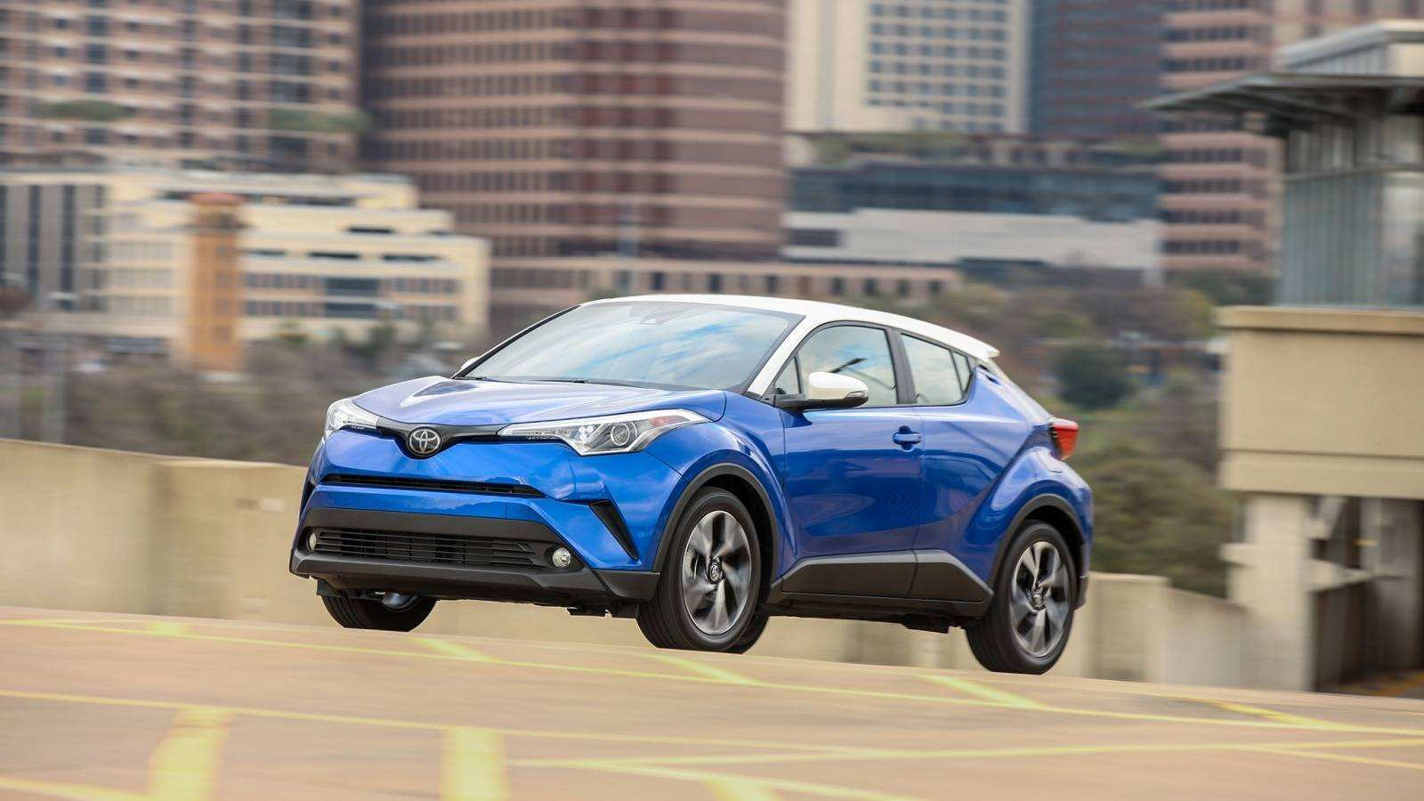64 New 2019 Toyota C Hr Compact Exterior