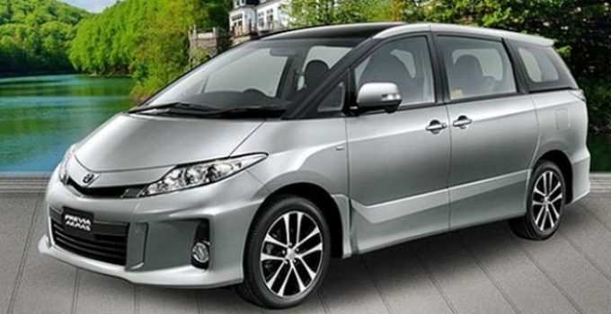 64 New 2019 Toyota Estima Price And Review