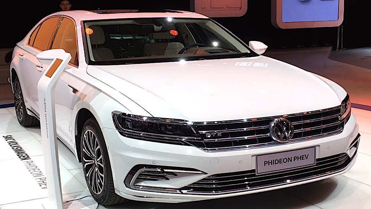64 New 2019 VW Phaeton New Review