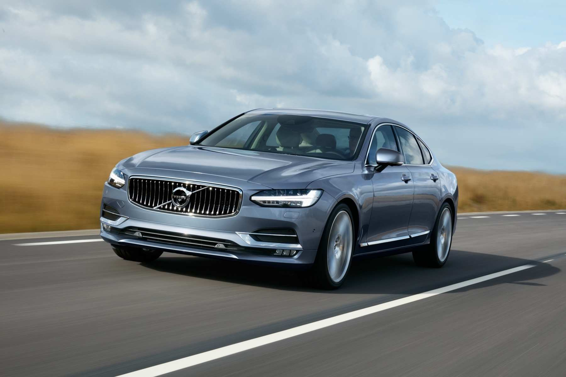 64 New 2019 Volvo S90 Spy Shoot