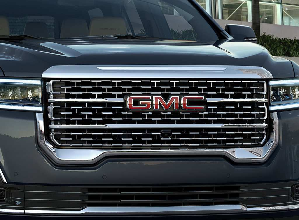 64 New 2019 Vs 2020 GMC Acadia Release Date And Concept