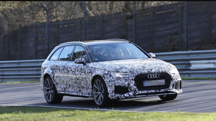 64 New 2020 Audi Rs4 Concept And Review