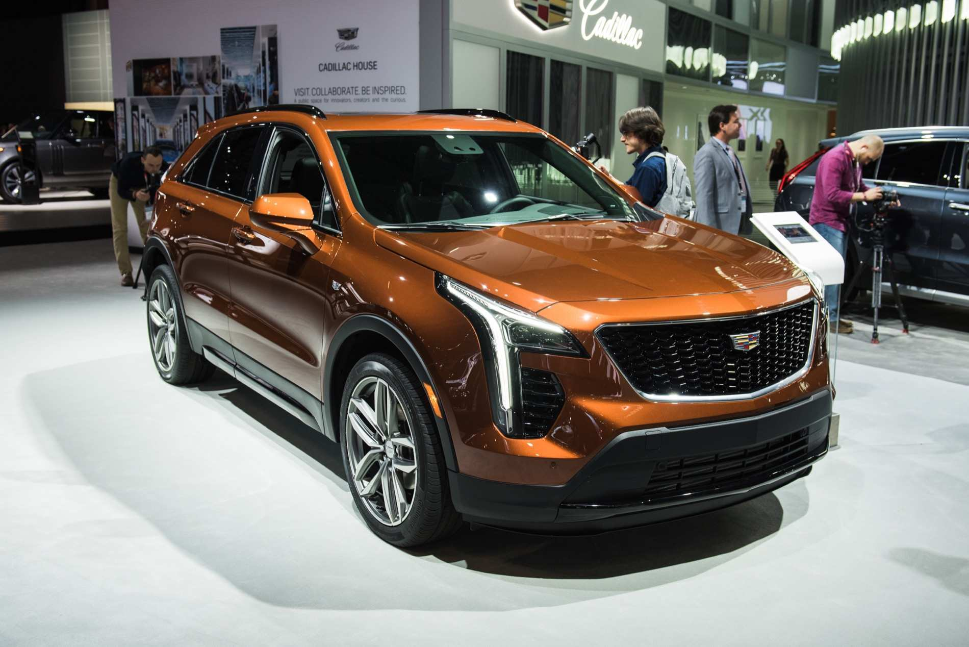64 New 2020 Cadillac XT5 Redesign And Concept