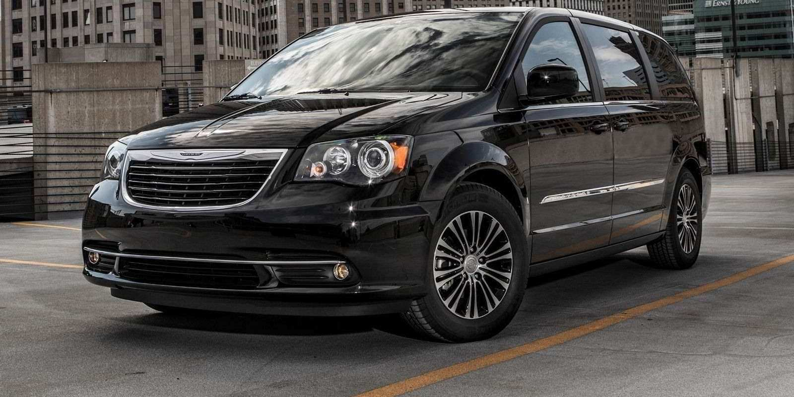 64 New 2020 Chrysler Town Country Price
