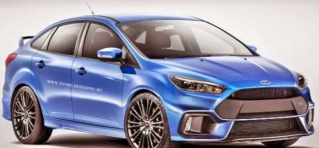 64 New 2020 Ford Focus RS Redesign And Concept