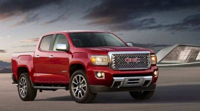 64 New 2020 GMC Canyon Interior