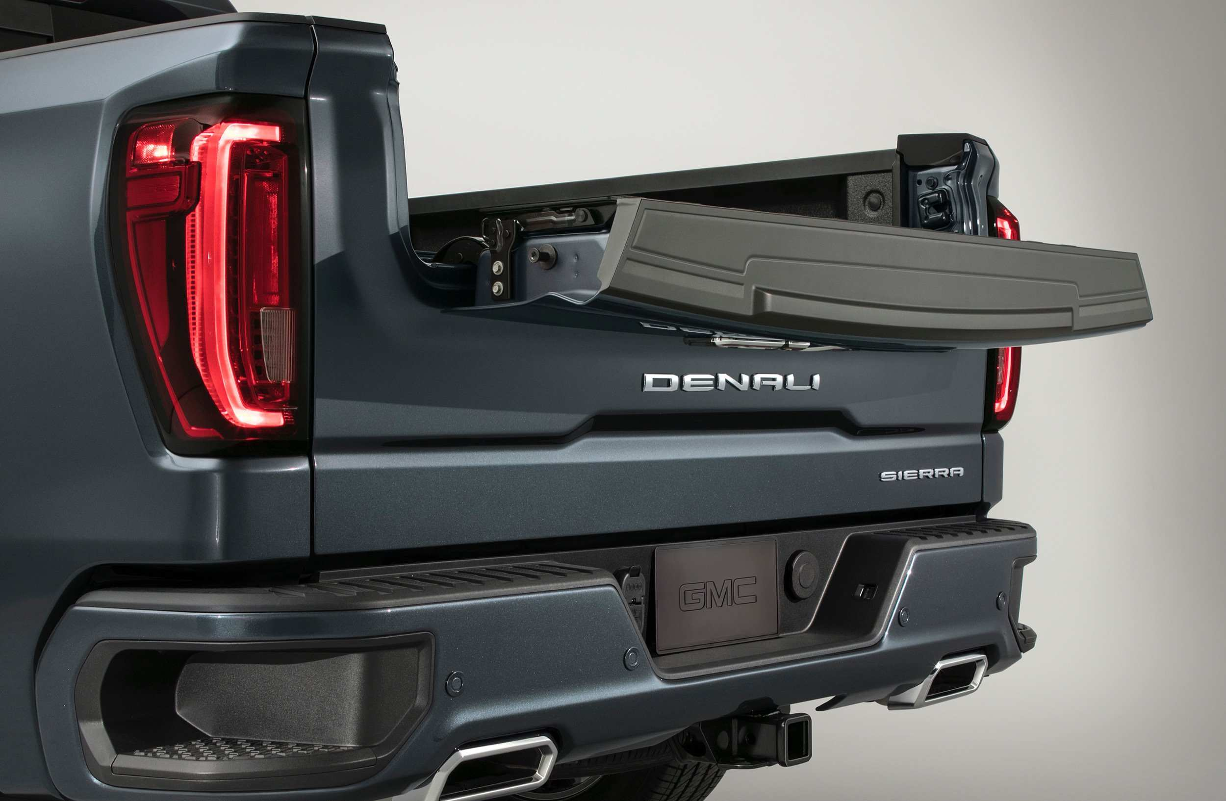 64 New 2020 GMC Sierra Tailgate New Model And Performance