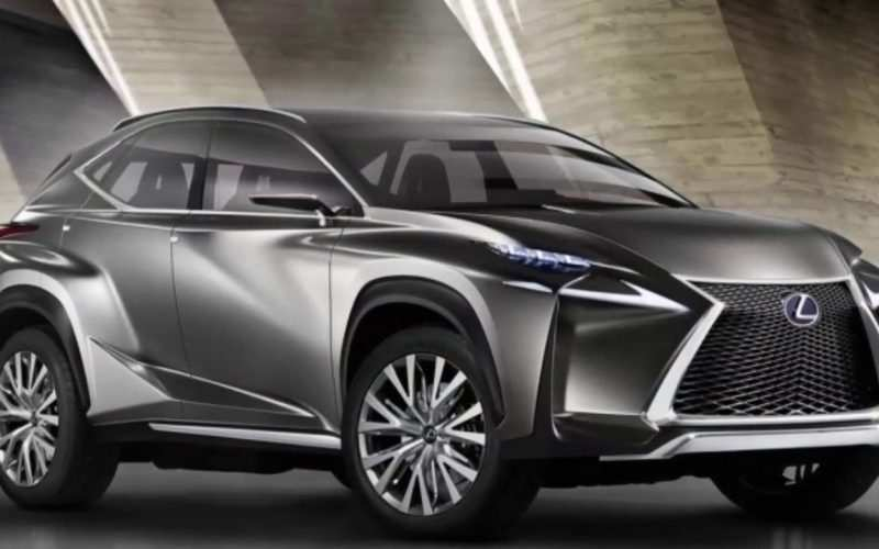 64 New 2020 Lexus LX 570 Redesign And Review