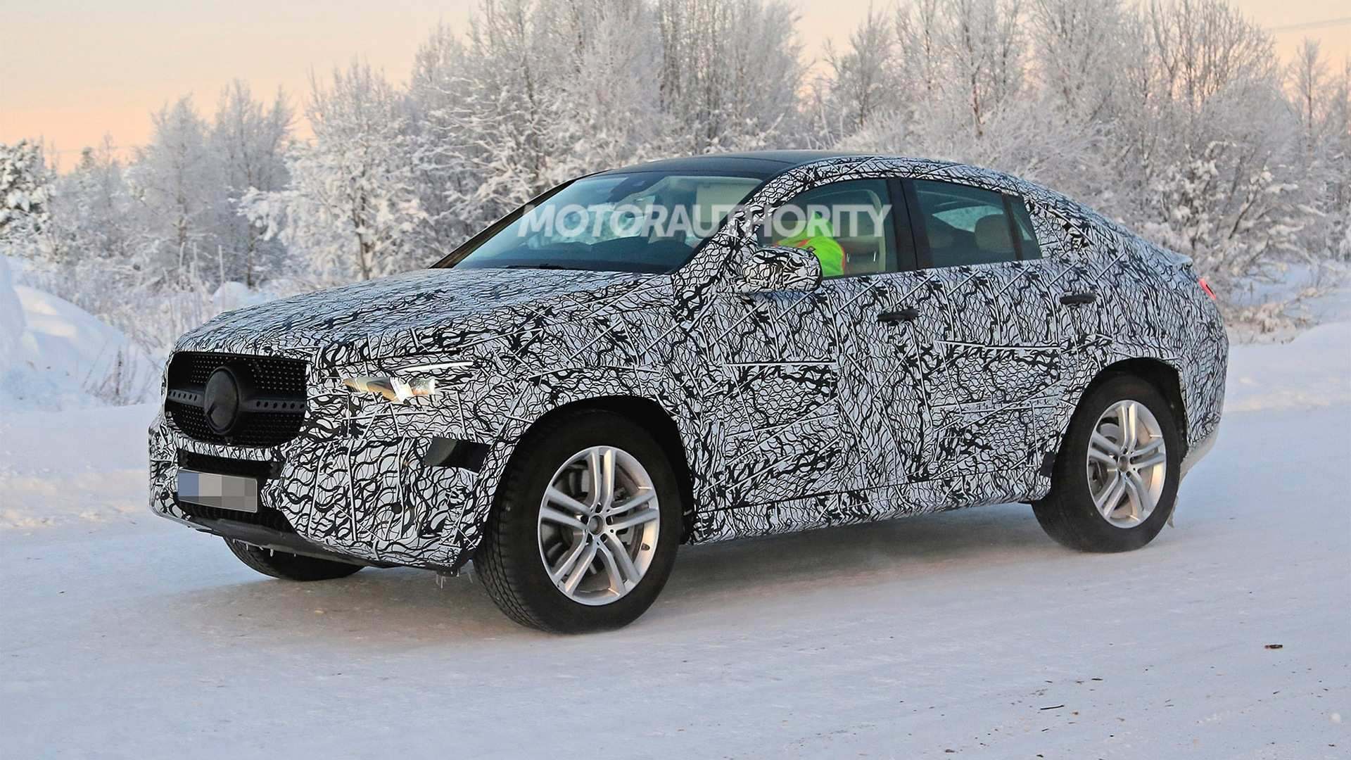 64 New 2020 Mercedes Gle Coupe Redesign And Review