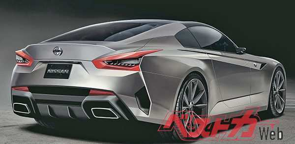 64 New 2020 Nissan Z Car Research New