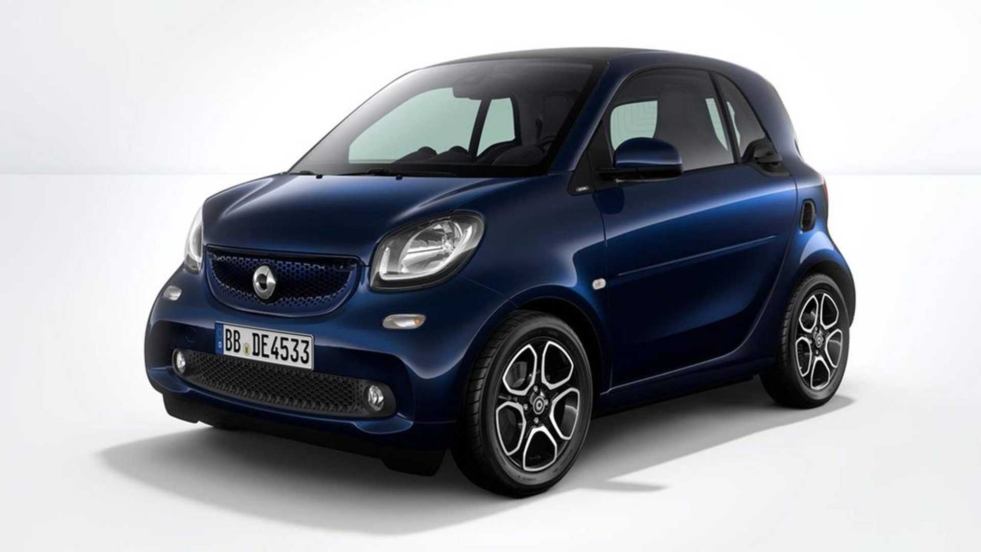 64 New 2020 Smart Fortwo Pictures