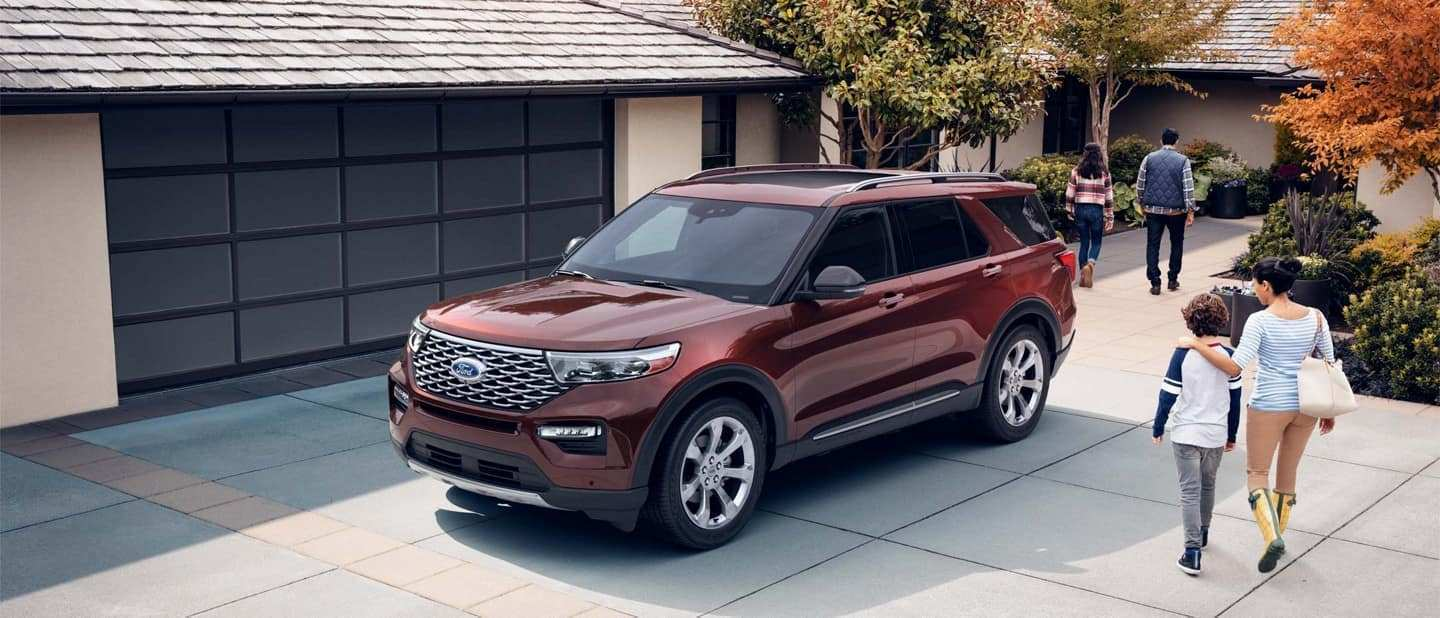 64 New Ford Explorer 2020 Interior First Drive