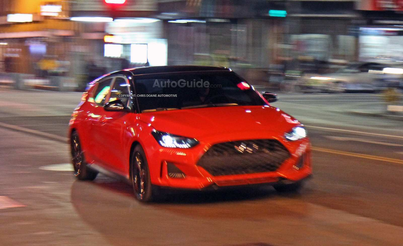 64 New Hyundai Veloster 2020 Concept