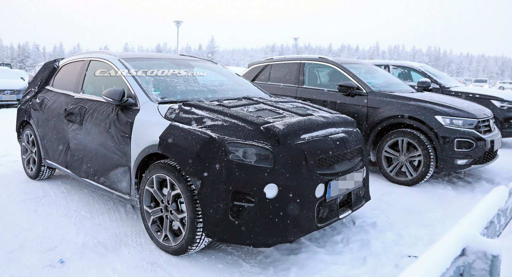 64 New Kia Xceed 2020 Specs And Review