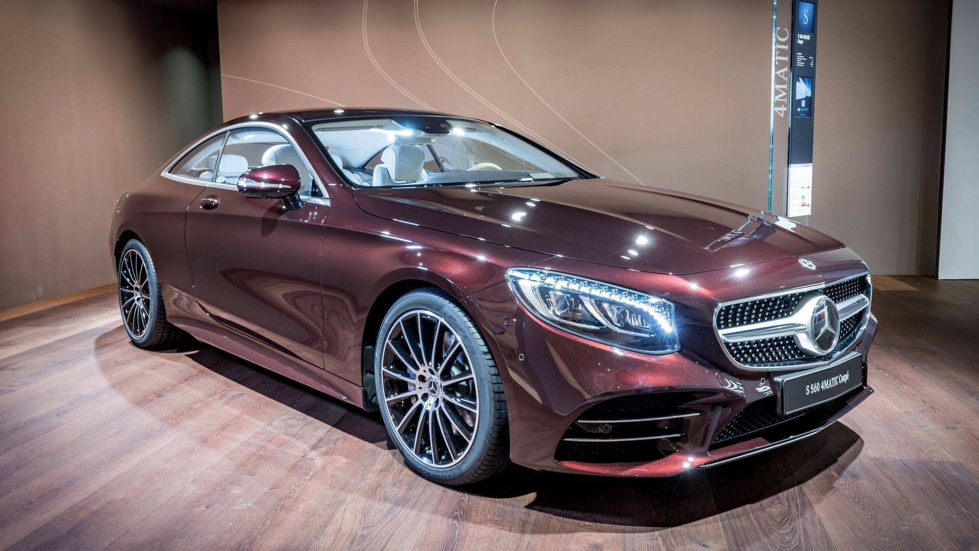 64 New Mercedes S Class Coupe 2019 History