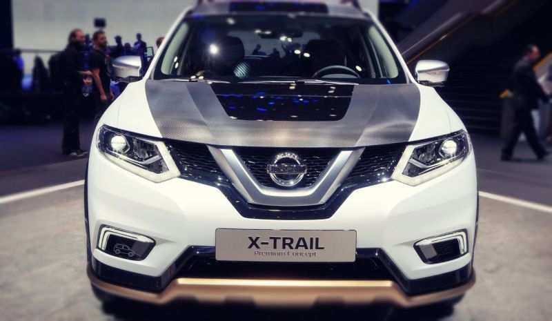 64 New Nissan X Trail 2019 Review Engine