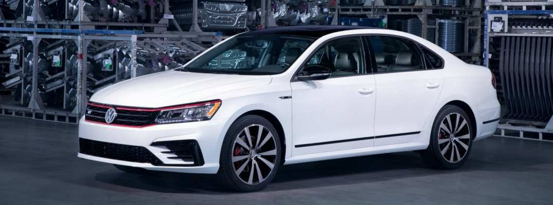 64 New Vw Passat Gt 2019 Redesign