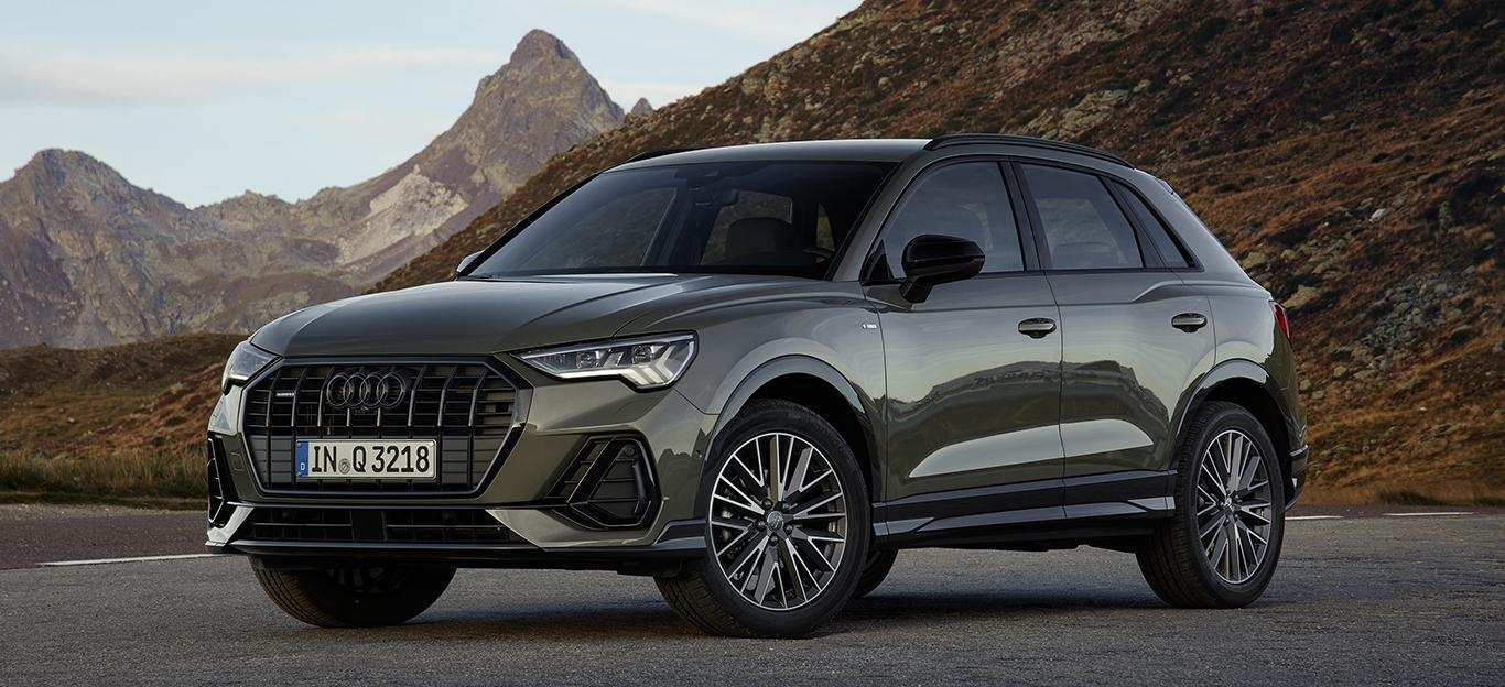 64 The 2019 Audi Q3 Images