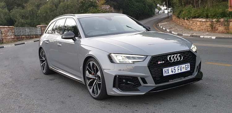 64 The 2019 Audi Rs4 Picture