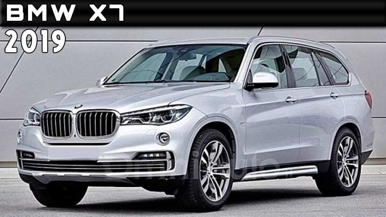 64 The 2019 BMW X7 Suv Style