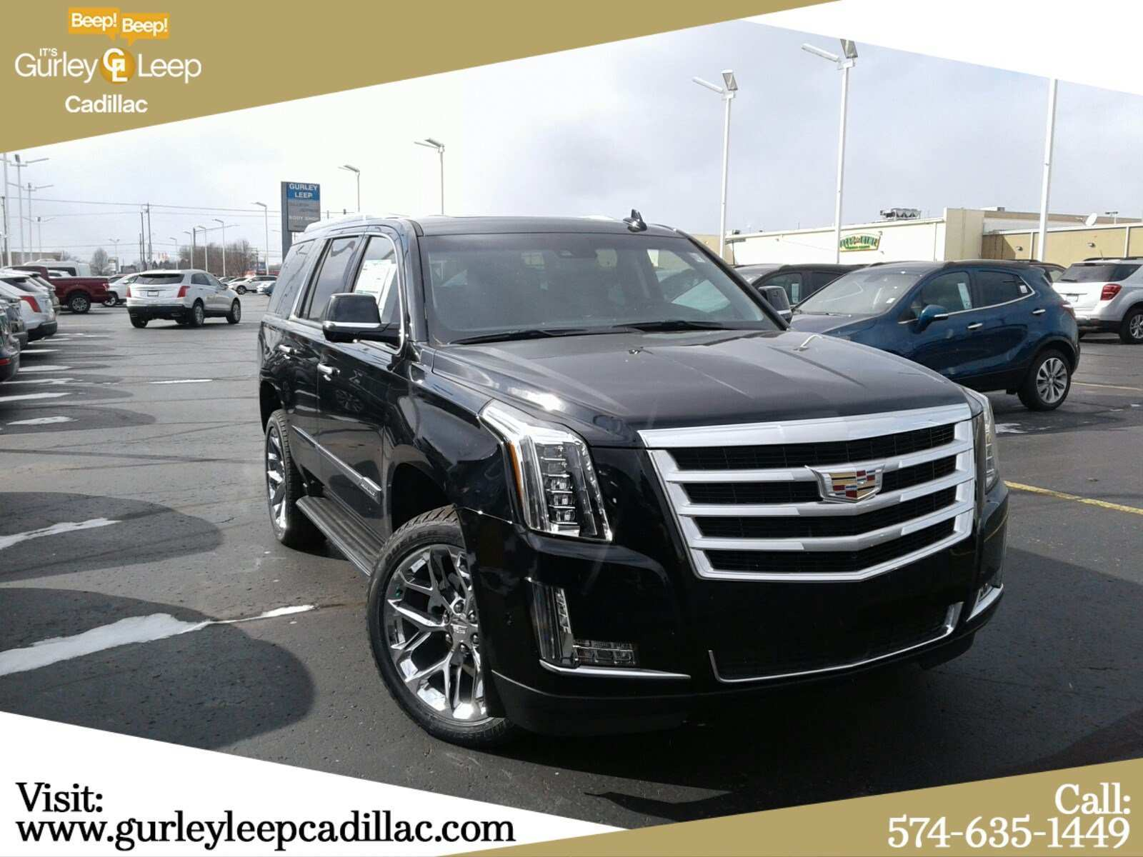 64 The 2019 Cadillac Escalade Vsport Configurations