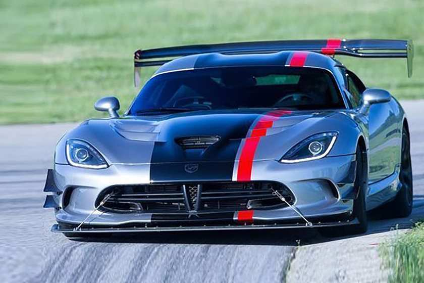 64 The 2019 Dodge Viper ACR Reviews