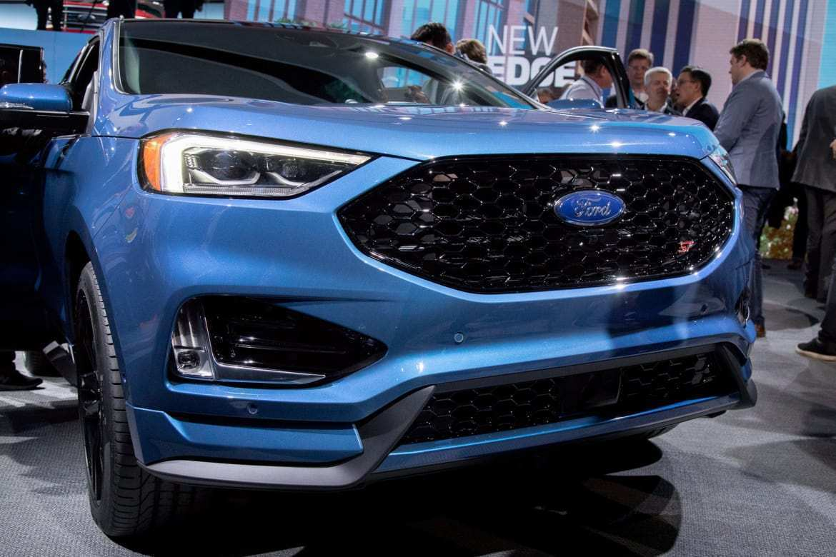 64 The 2019 Ford Edge New Design Spesification