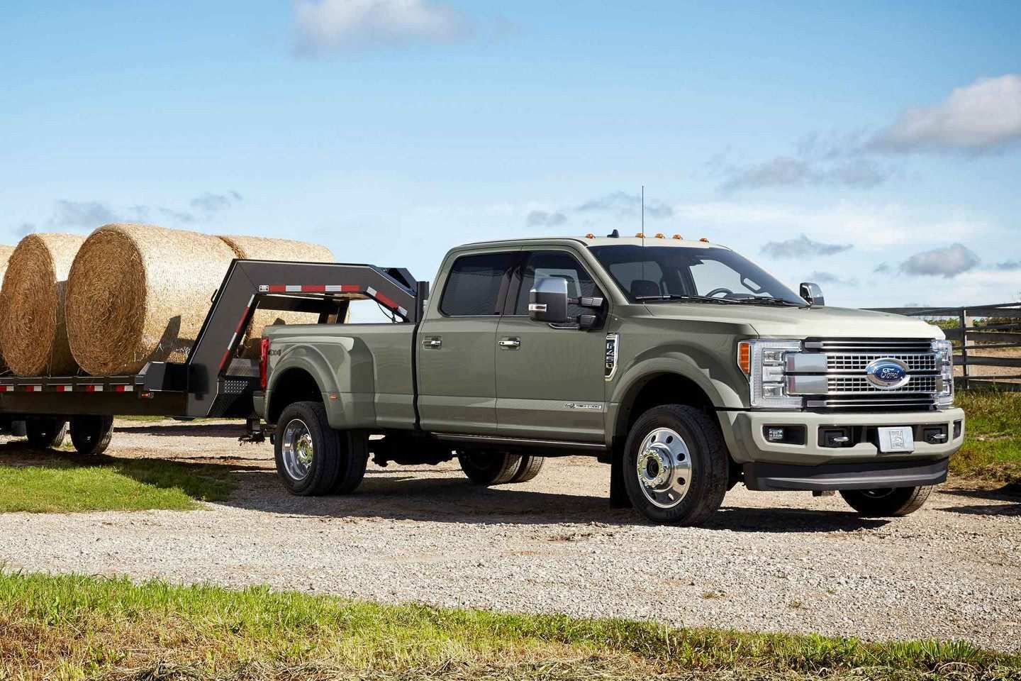 64 The 2019 Ford F450 Super Duty Pictures