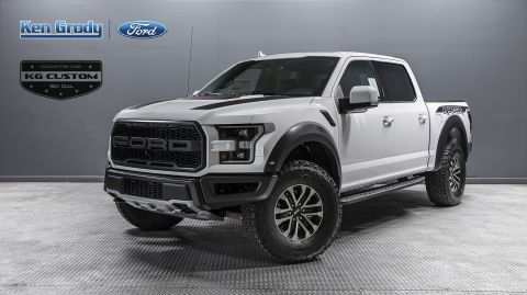64 The 2019 Ford Raptor Redesign And Concept