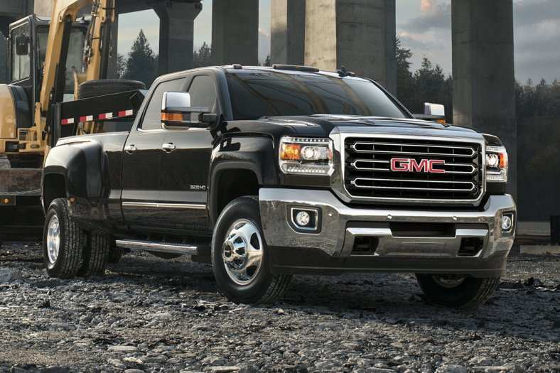 64 The 2019 GMC Denali 3500Hd First Drive