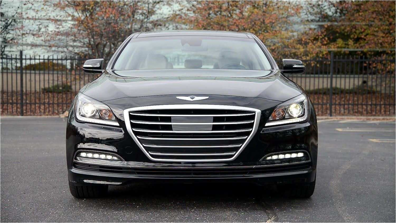 64 The 2019 Hyundai Equus Ultimate Performance And New Engine