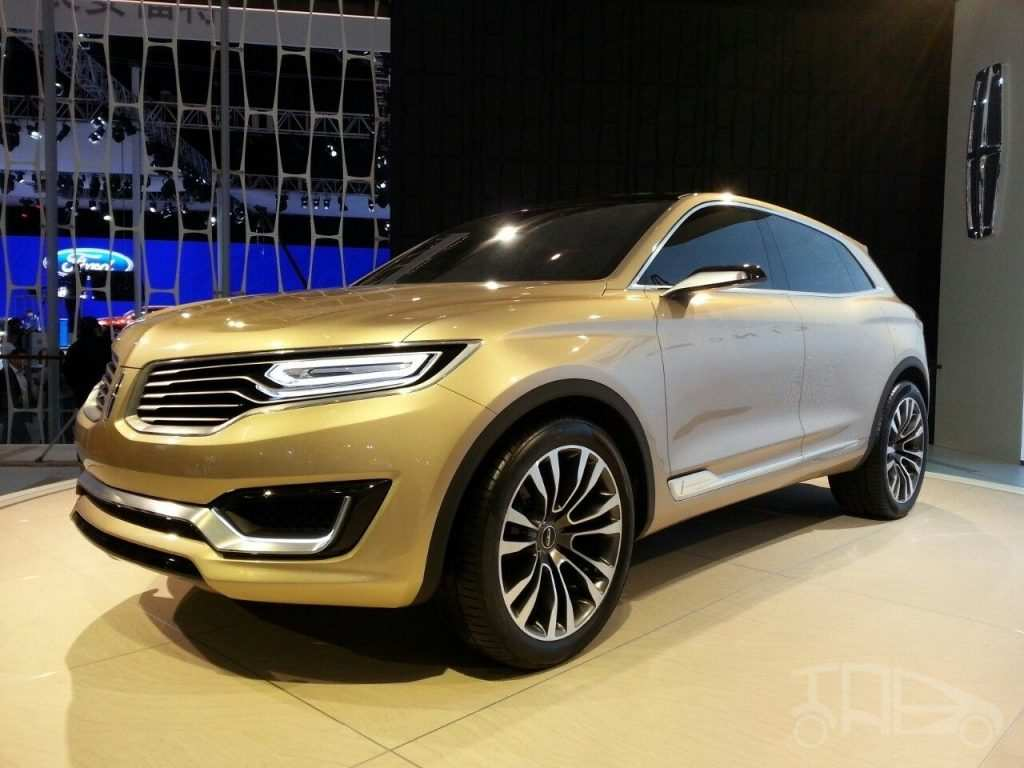 64 The 2019 Lincoln Mkx At Beijing Motor Show Picture