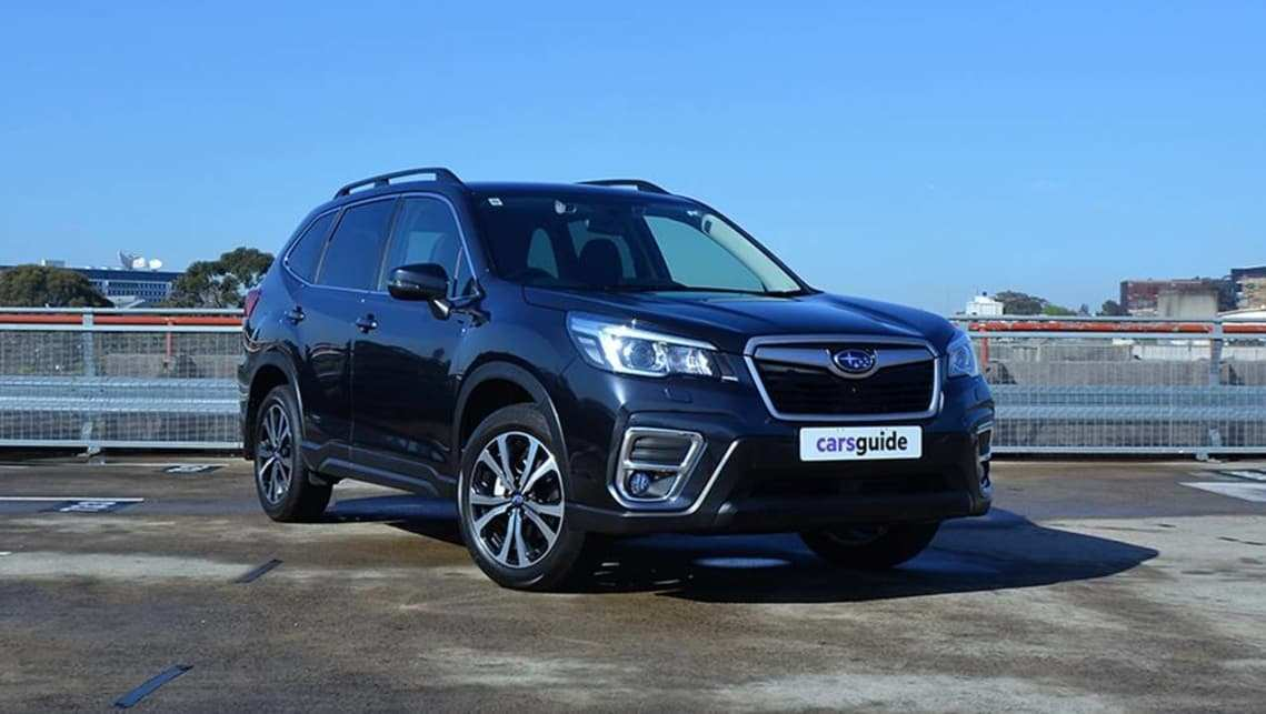 64 The 2019 Subaru Forester Sport 2 Price Design and Review