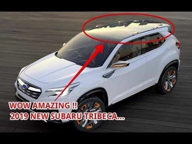64 The 2019 Subaru Tribeca Overview