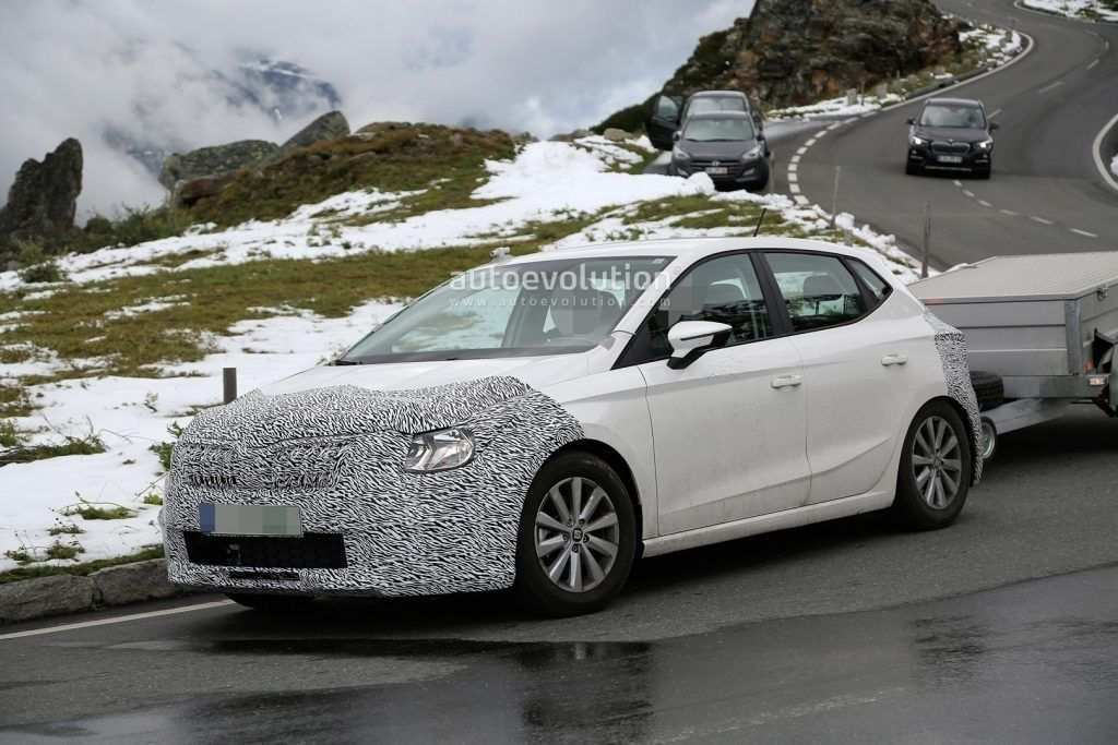 64 The 2019 The Spy Shots Skoda Superb Release