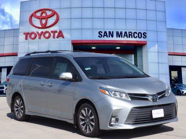 64 The 2019 Toyota Sienna Engine