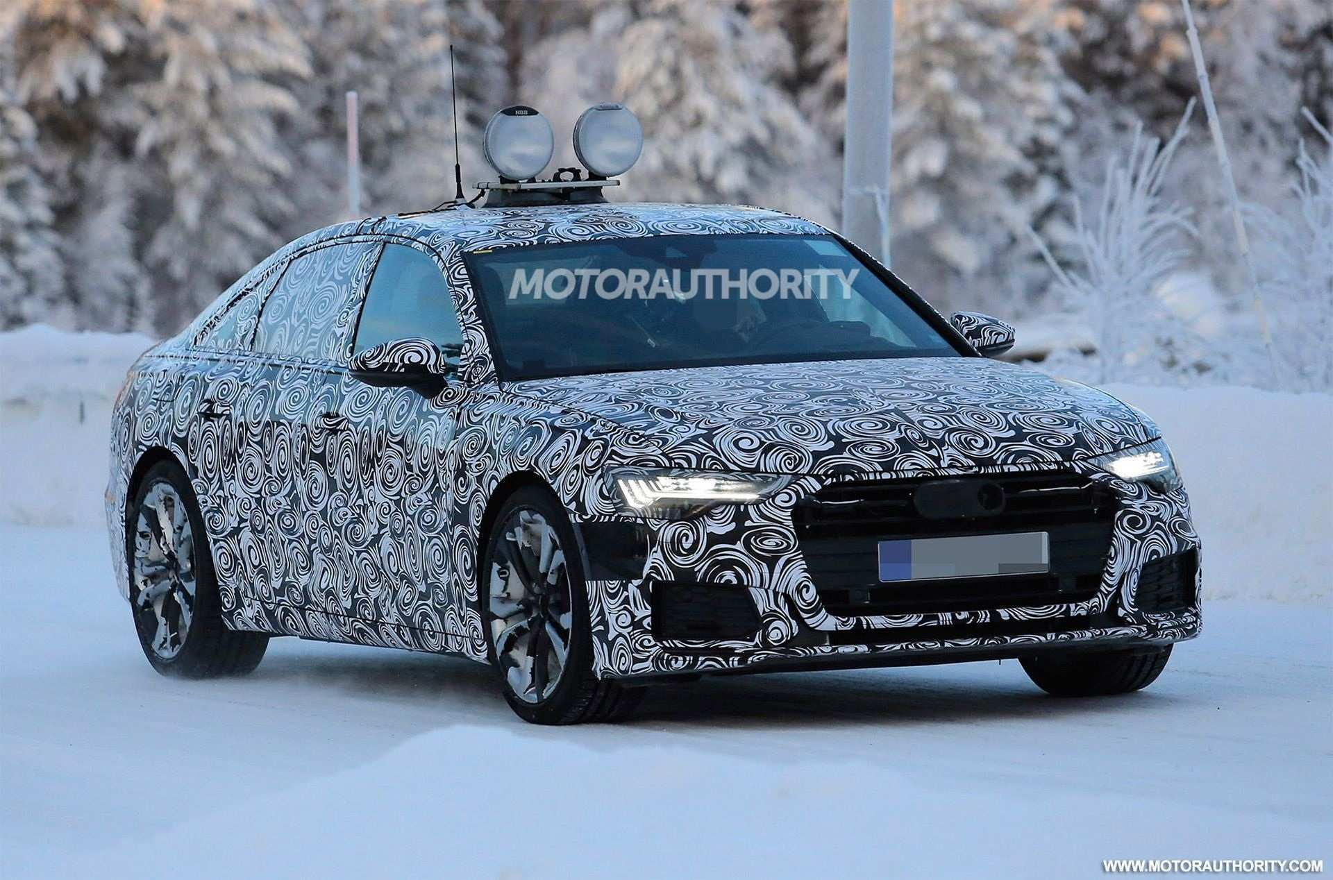 64 The 2020 Audi A6 Comes Price And Review