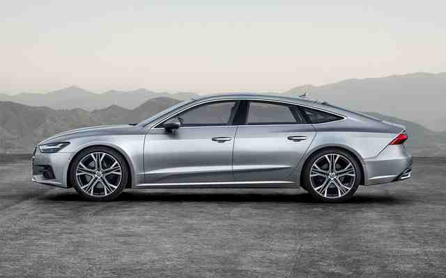 64 The 2020 Audi A7 Release