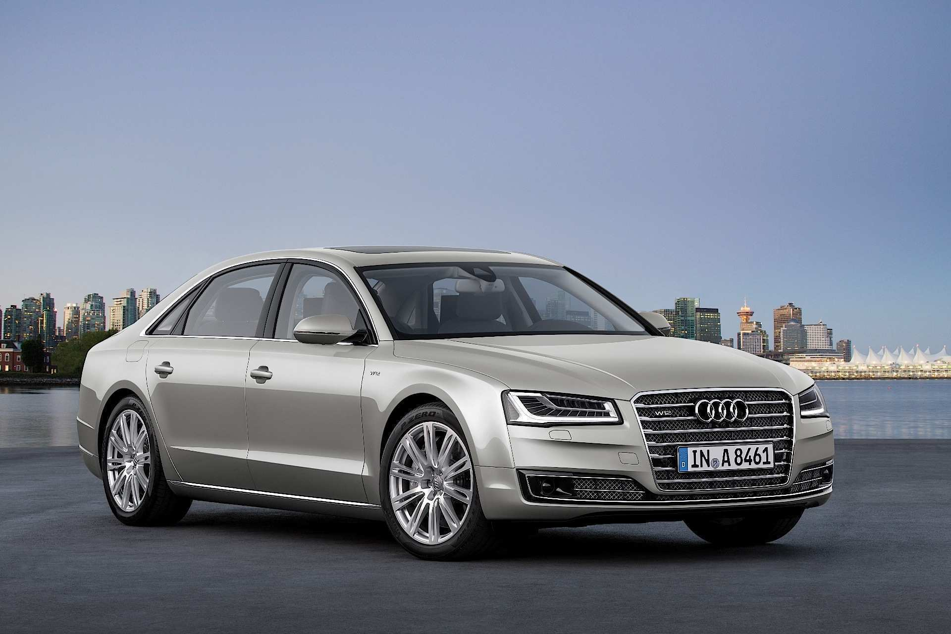 64 The 2020 Audi A8 L In Usa New Model and Performance