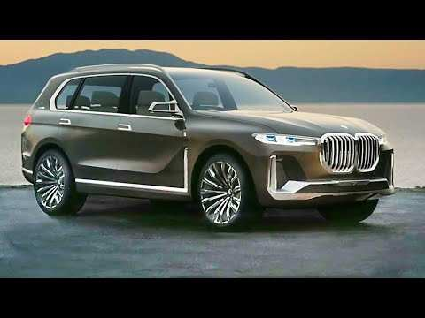 64 The 2020 BMW X7 Suv Release Date And Concept